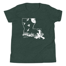 Load image into Gallery viewer, La. Duck Hunt Youth Short Sleeve T-Shirt