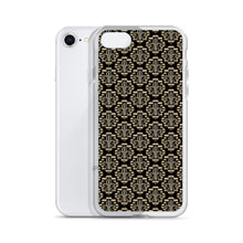 Load image into Gallery viewer, Black & Gold FDL iPhone Case