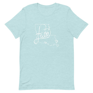 La. Faith Short-Sleeve Unisex T-Shirt