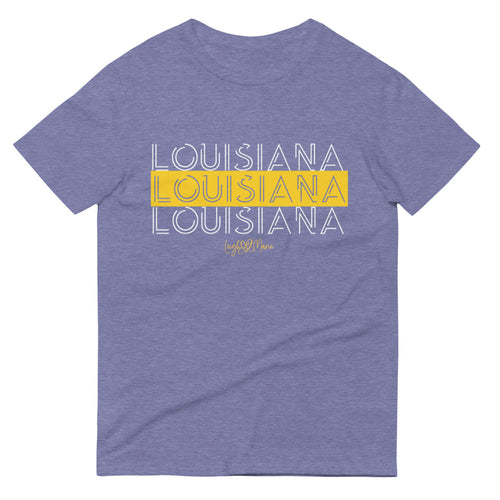 Louisiana Trio Short-Sleeve T-Shirt