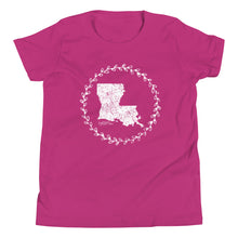 Load image into Gallery viewer, La Wreath Youth Short Sleeve T-Shirt
