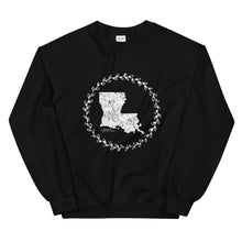 Load image into Gallery viewer, LA Wreath Unisex Sweatshirt