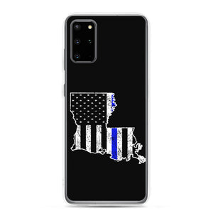 Back the Blue LA Samsung Case