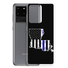 Load image into Gallery viewer, Back the Blue LA Samsung Case