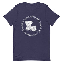 Load image into Gallery viewer, LA Wreath Short-Sleeve Unisex T-Shirt
