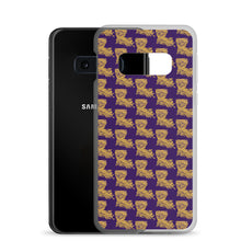 Load image into Gallery viewer, Louisiana Tiger Print Samsung Case
