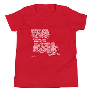La Heritage Youth Short Sleeve T-Shirt