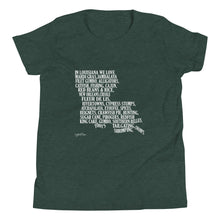 Load image into Gallery viewer, La Heritage Youth Short Sleeve T-Shirt