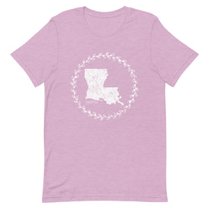 LA Wreath Short-Sleeve Unisex T-Shirt