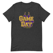 Load image into Gallery viewer, Game Day Paw Short-Sleeve Unisex T-Shirt
