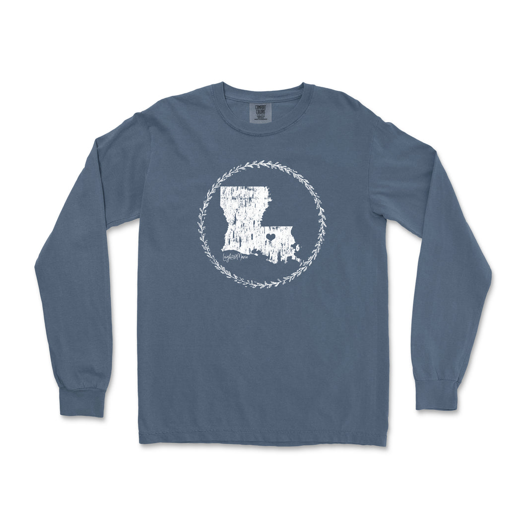 New Wreath Long Sleeve