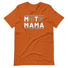 Load image into Gallery viewer, Moto Mama Wheels Short-Sleeve Unisex T-Shirt