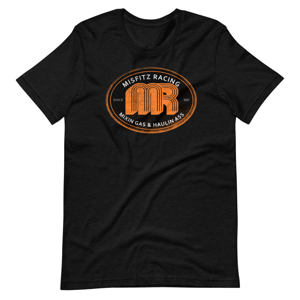 Misfitz Mixin Gas Haulin Short-Sleeve Unisex T-Shirt