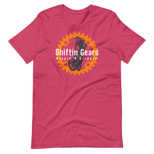 Shiftin Gears Short-Sleeve Unisex T-Shirt