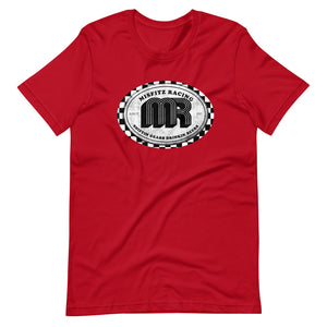Misfitz Racing Shiftin Gears Drinkin Bears Short-Sleeve Unisex T-Shirt