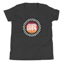 Load image into Gallery viewer, Misfitz Checkered Ombre Youth Short Sleeve T-Shirt