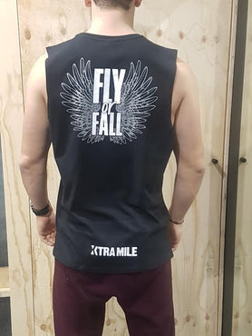 Xtramile Singlet - Fly or Fall