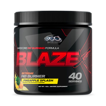 Blaze X by OCD Nutrition