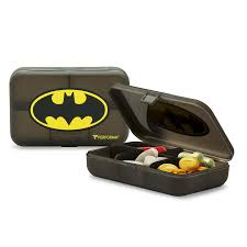 Super Hero Pill Box