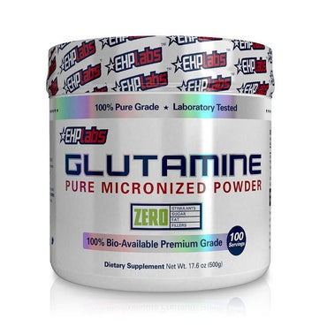 Glutamine by EHP Labs 100 Serves