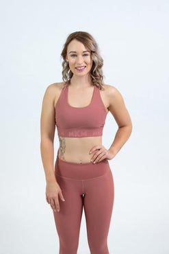 MKM Activewear Crop