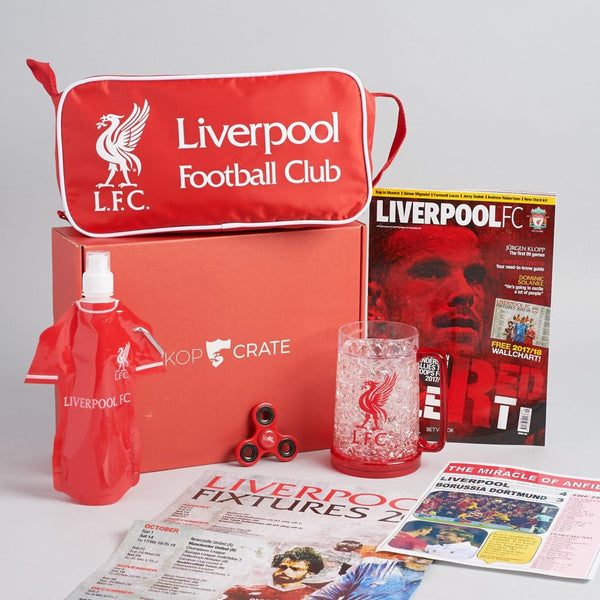 Gifts for Liverpool F.C. fans