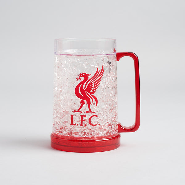 Found in the gift box for the LFC fan series: Freezer mug