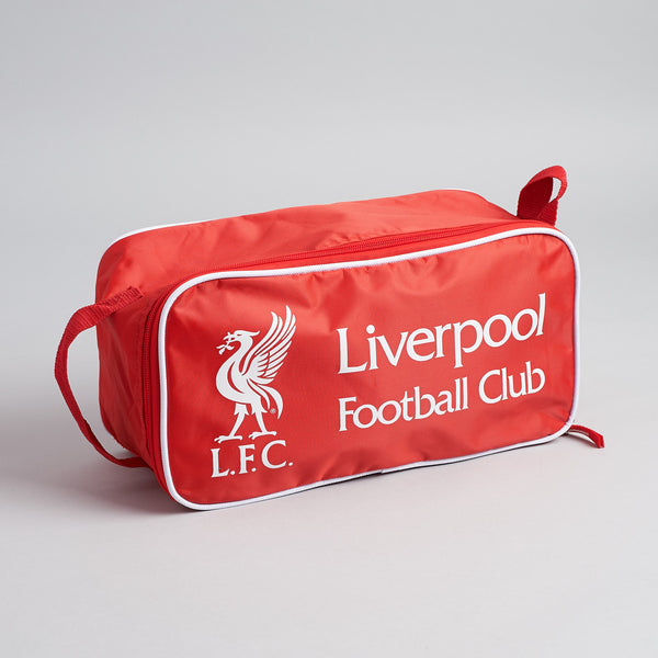 Found in the gift box for the LFC fan series: Boot Bag