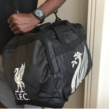 Load image into Gallery viewer, LFC Holdall Bag (Black)