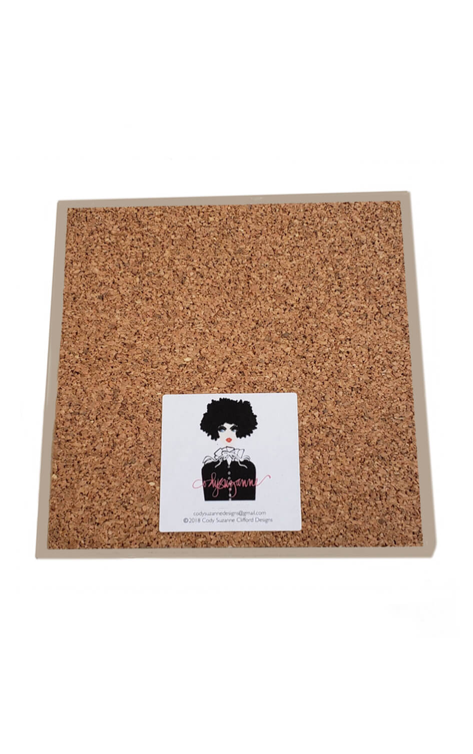art-basel-multi-color-coaster-cork-back
