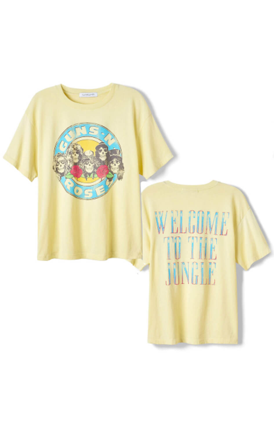 shop-dana-scott-daydreamer-pale-yellow-guns-roses-welcome-to-the-jungle-graphic-tee