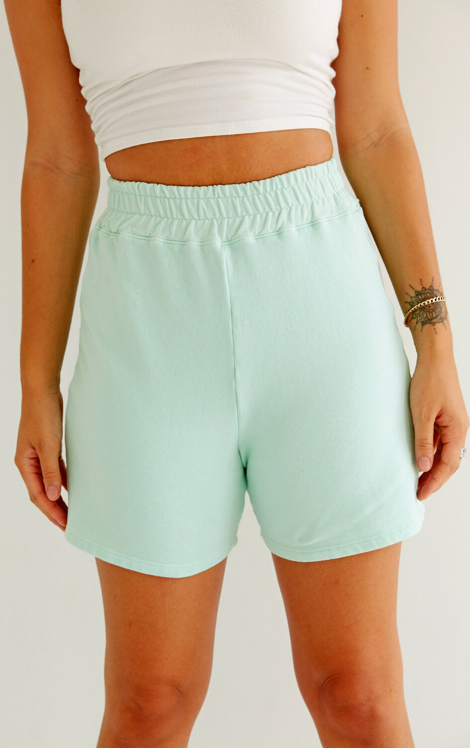 shop-dana-scott-sweet-like-candy-collection-mint-sour-apple-fleece-scott-sweatshort