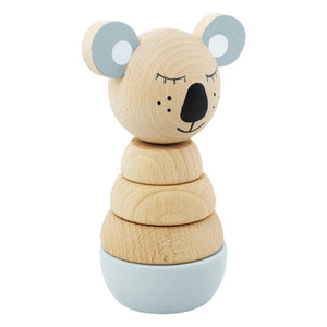 Children's Stacking Koala Puzzle Wooden Toy