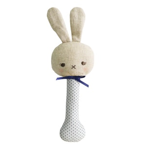 Small Bunny Rattle for Children