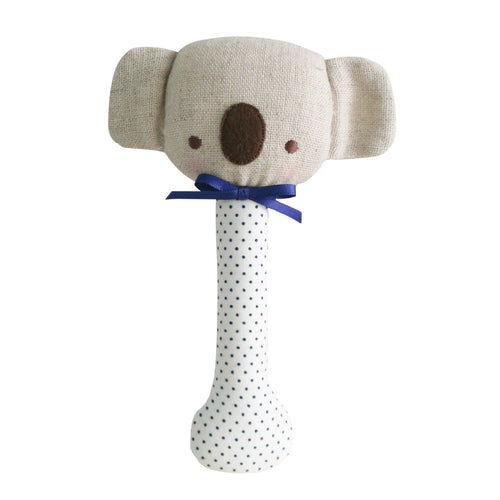 Small Koala Rattle for Children