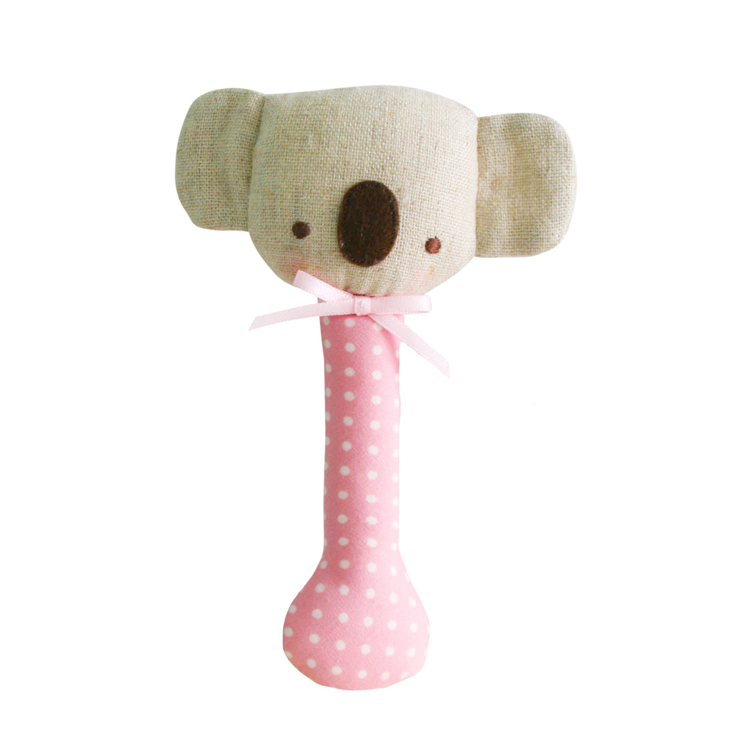 Baby's first Small Koala Rattle