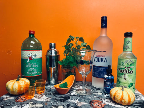 Bewitched Cocktail Ingredients