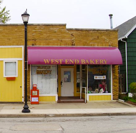 West End Bakery in mishawaka indiana