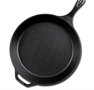 15 Inch Cast Iron Skillet | Lodge - InRugCo Studio & Gift Shop