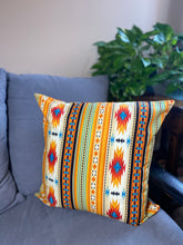 "Load image into Gallery viewer, 18"" Santa Fe Pillow Covers - InRugCo Studio & Gift Shop"