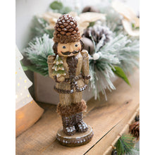 Load image into Gallery viewer, Evergreen-Resin-Woodland-Nutcracker