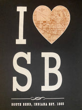 Load image into Gallery viewer, I Love South Bend T-Shirt