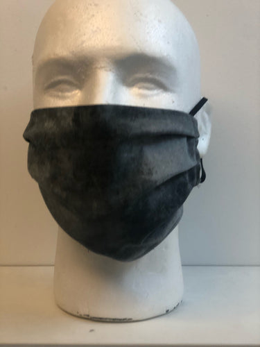 Grey Mist | Halloween | Basic Fabric Face Mask