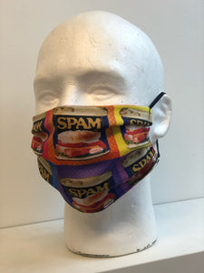 Spam | Basic Fabric Face Mask