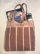 Load image into Gallery viewer, Antique Rose Okinawa Tote - InRugCo Studio & Gift Shop
