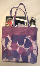 Load image into Gallery viewer, Purple Leaves Okinawa Tote - InRugCo Studio & Gift Shop