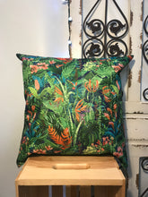 "Load image into Gallery viewer, 20"" Plants & Flowers Pillow Cover - InRugCo Studio & Gift Shop"