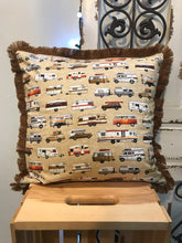 "Load image into Gallery viewer, 18"" Motorhome & Camping Trailers Pillow Covers - InRugCo Studio & Gift Shop"
