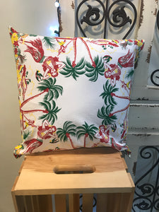 "18"" Hawaiian Pillow Covers - InRugCo Studio & Gift Shop"
