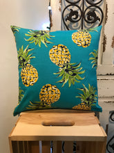 "Load image into Gallery viewer, 18"" Pineapple Pillow Covers - InRugCo Studio & Gift Shop"